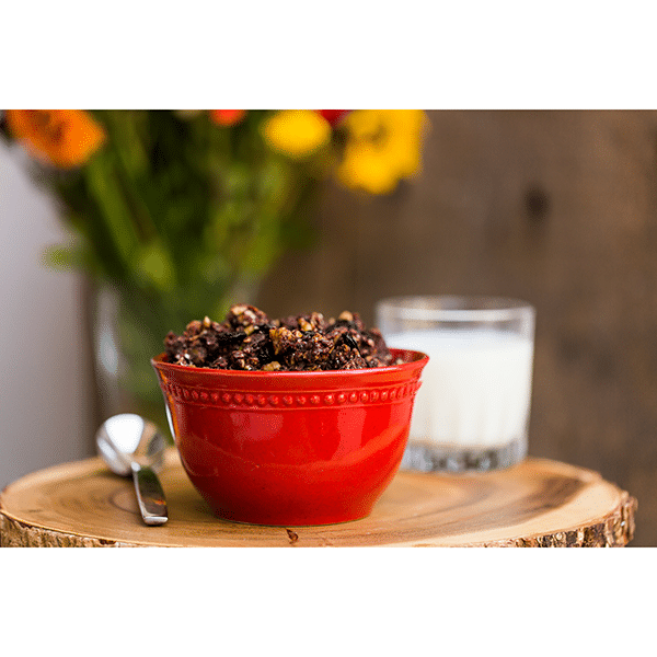 paleo mama bakery chocolate cherry granola