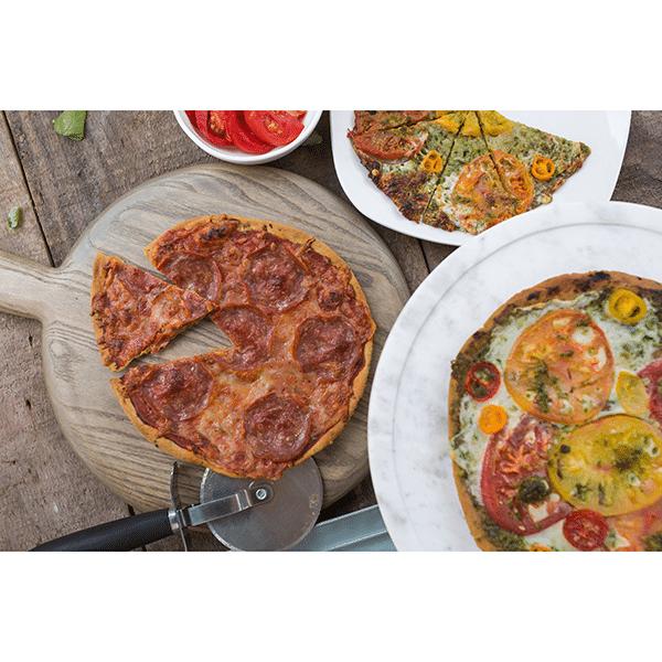 paleo pizza crust