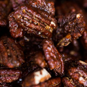 Paleo Mama Bakery candied pecans