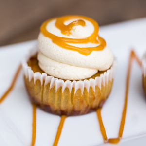 paleo mama bakery salted caramel cupcakes
