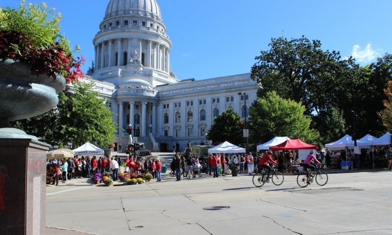 farmers market dane county