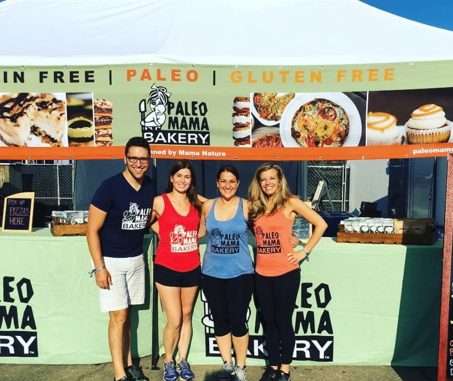 paleo mama bakery at cross fir games