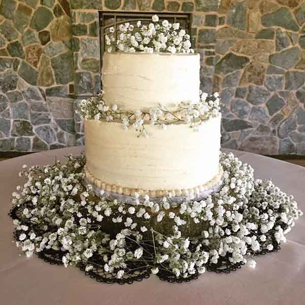 wedding custom cakes by paleo mama bakery