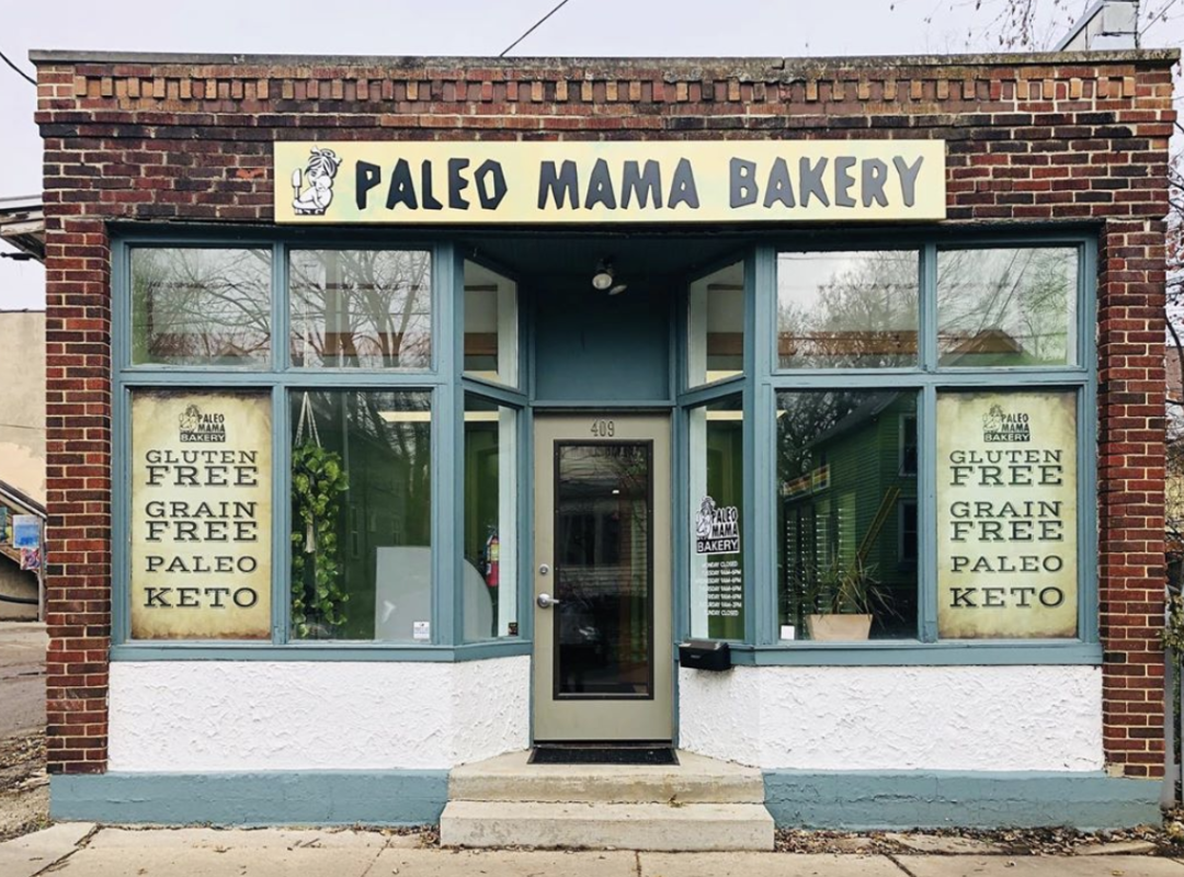 paleo mama bakery madison wi