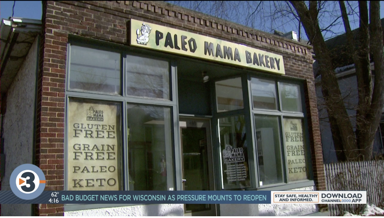 paleo mama bakery in the news